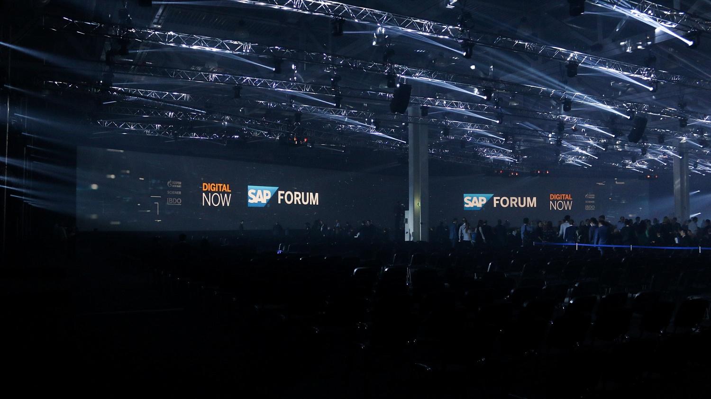 SAP Форум Москва - Реализованные проекты